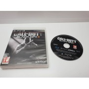 Juego PS3 Caja Call of Duty Black Ops 2