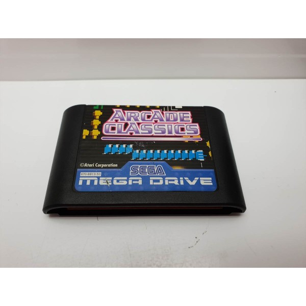 Juego Mega Drive Arcade Classics