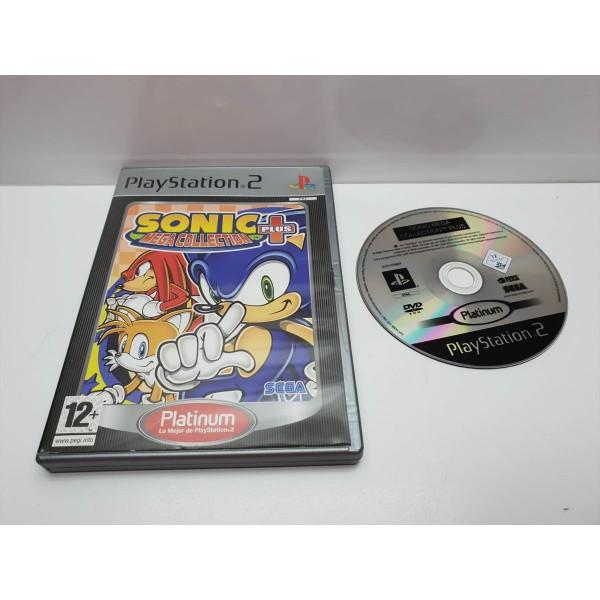 Juego PS2 En caja Sonic Mega Collection