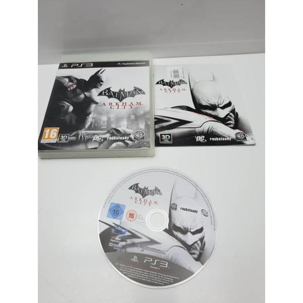 Juego PS3 Completo Batman Arkham City