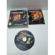 Juego PS3 Completo Minecraft