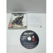 Juego PS3 Completo Call of Duty Advanced Warfare