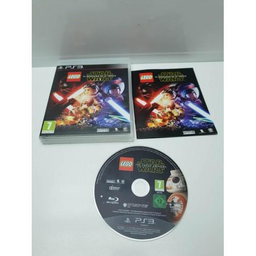 Juego PS3 Completo Lego Star Wars El despertar de la fuerza