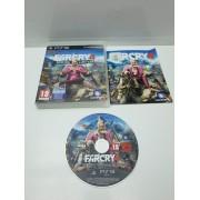 Juego PS3 Completo FarCry 4