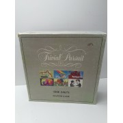 Juego Mesa Trivial Pursuit The 1980´s Master Game