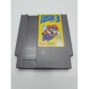 Juego Nintendo NES Super Mario Bros 3 Suelto PAL ESP