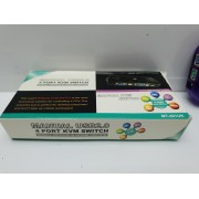 KVM 4 PORT KVM SWITCH VGA USB -2-