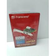 Tarjeta Puertos USB 3.0 PCI Express Transcend Nueva -1-