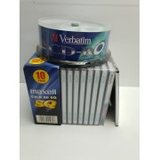 Tarrina CD-R Verbatim 700mb 52x 50 Unidades