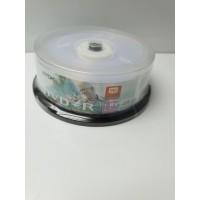 Tarrina DVDs TDK DVD+R 4,7GB -1-