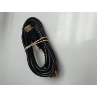 Cable HDMI Standard Bordes Dorados
