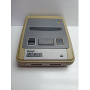 Consola Super Nintendo SNES Amarillenta Suelta