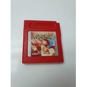Juego Nintendo Game Boy Pokemon Rojo