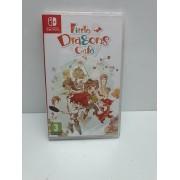 Juego Nintendo Switch Litle Dragons Cafe Nuevo