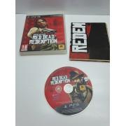 Juego PS3 Red Dead Redemption en caja