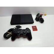 Consola Sony Play Station 2 Slim Completa