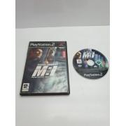Juego PS2 Mission Impossible Operation Suma en caja