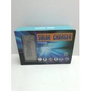 Cargador Solar Caja Azul Nuevo