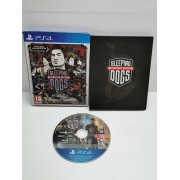 Juego PS4 Sleeping Dogs Definitive Edition