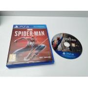 Juego PS4 Spider-Man en caja