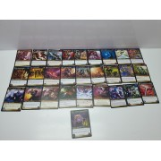 Lote 28 Cartas World of Warcraft Originales