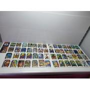 Lote 56 Cartas Colección Marvel 1991