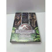 Pack DVD trilogia Jurassic Park DVD