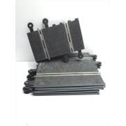 Scalextric 5 Rectas Pequeñas + 1 Mini