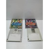 Discos Fujitsu 640 y 540mb Magneto Optical