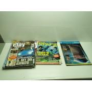 Lote Revistas PlayMania Play Station Magazine