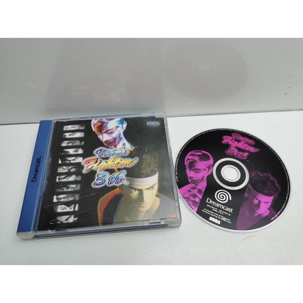 Juego Sega Dreamcast Virtua Fighter 3th