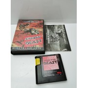 Juego Sega Mega Drive Shadow of the Beast Comp