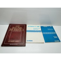 Pack Libros Riteman F+ IBM Operation Manual y Gran Enciclopedia