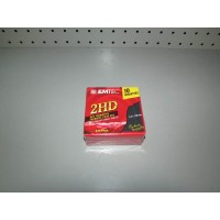 Caja con 10 Diskettes Emtec 2HD -1-