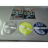 Juego de Pc CSI:Crime Scene Investigation Completo