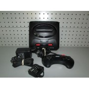 Consola Sega Mega Drive Model 2 Completa