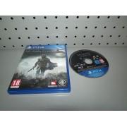 Juego PS4 En caja Sombras de Mordor Tierra Media
