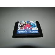 Juego Mega Drive Los Pitufos Suelto PAL ESP