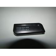 Pendrive 8GB Sandisk Cruzer Slice Negro