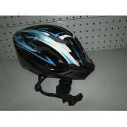 Casco Ciclismo Azul/Negro