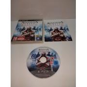 Juego PS3 Comp Assassins Creed La Hermandad