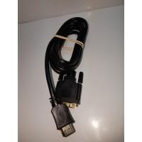 Cable HDMI -DVI