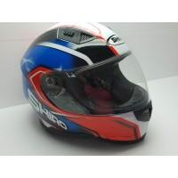 Casco Moto Shiro SH-881 T-M 56-57 Nuevo