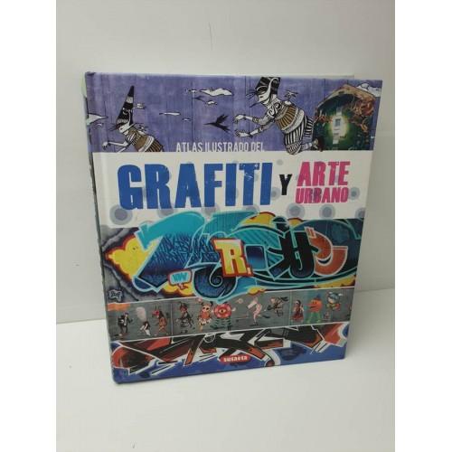 Libro Atlas Ilustrado Grafiti y Arte Urbano Susaeta