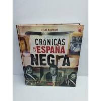 Libro Atlas Ilustrado Cronicas de la España Negra Susaeta