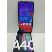 Movil Samsung Galaxy A40 Duos Seminuevo