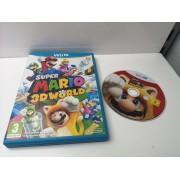 Juego Nintendo WiiU Super Mario 3D World
