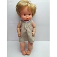 Muñeca Nenuco Famosa Vestido Vestidito Vintage