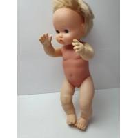 Muñeco Nenuco Famosa Desnudo Vintage