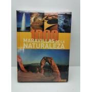 Libro 1000 Maravillas de la naturaleza NGV Nuevo